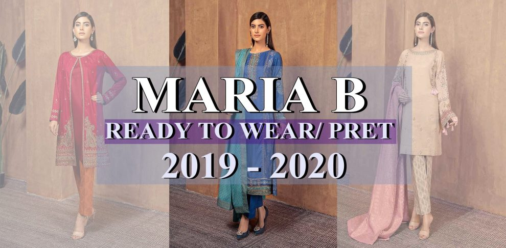 Maria b ready to wear collection 2019
