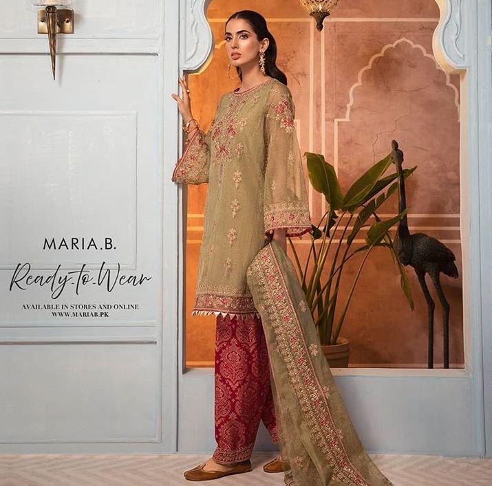 maria b shalwar kameez