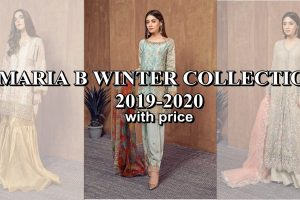 Maria B winter collection 2019 2020