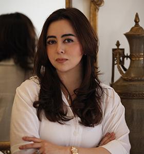 Pakistani designer Maria B