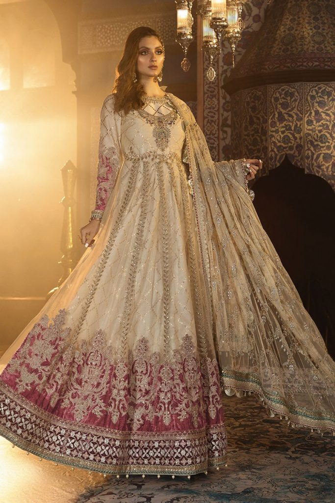 Anarkali from Maria B Mbroidered