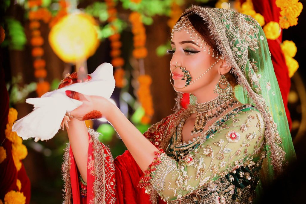 Kashees Bridal Makeup Price