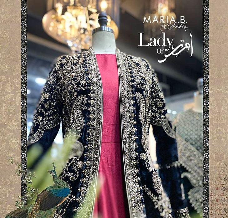 Maria B Velvet Collection