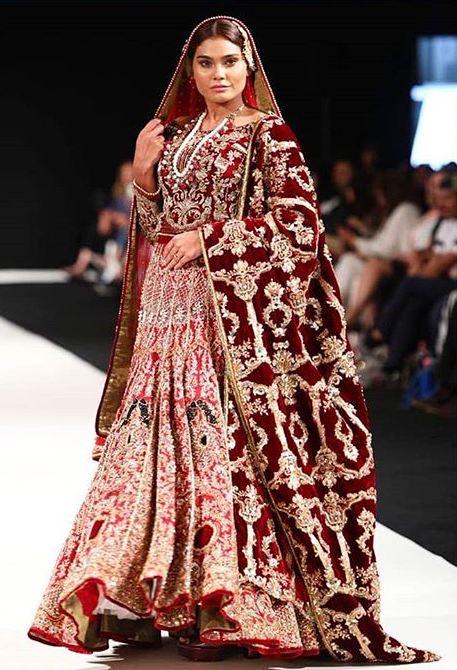 bridal shawl designer