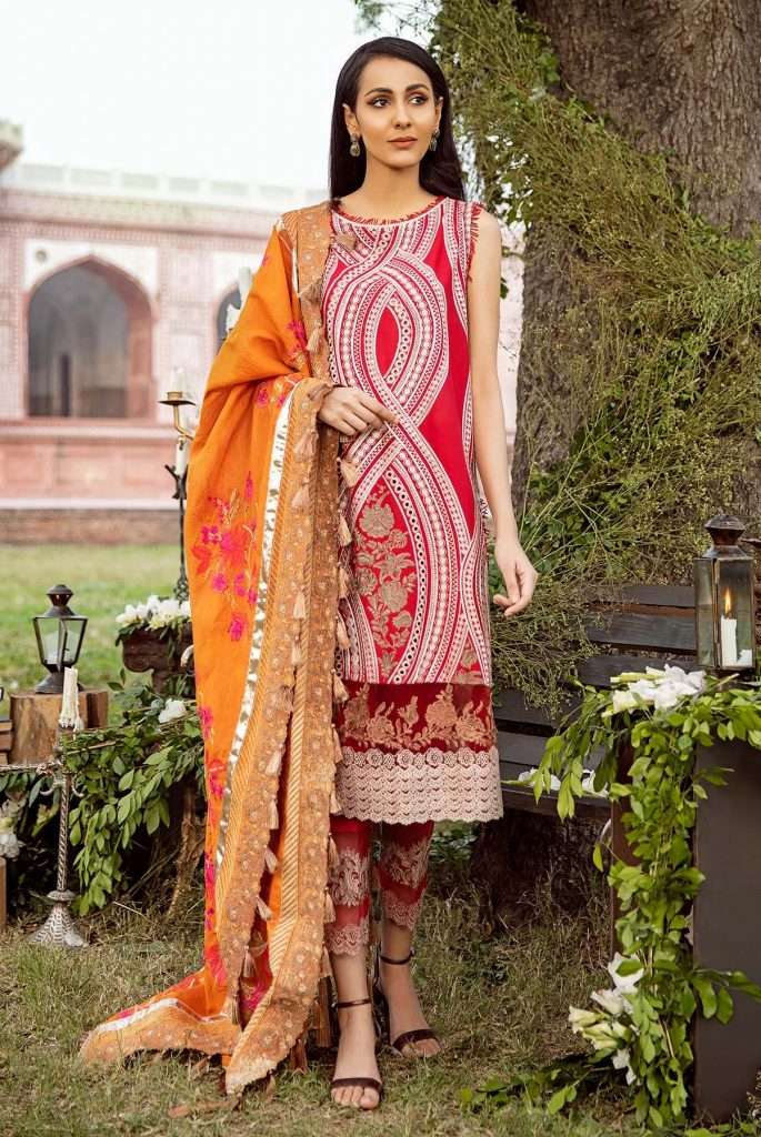 Lawn Collection by Charizma