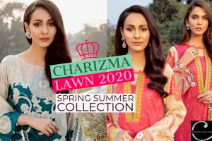 Lawn collection by Charizma 2020