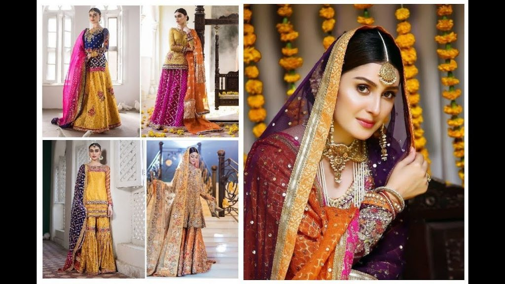 Bridal Outfits