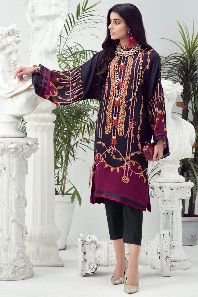 pakistani chiffon dresses