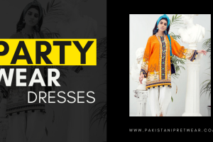 Latest 2020 Party Wear Dresses for Women