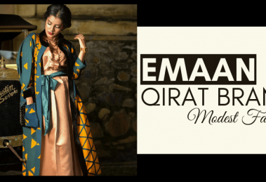 Emaan Qirat Brand Modest Fashion