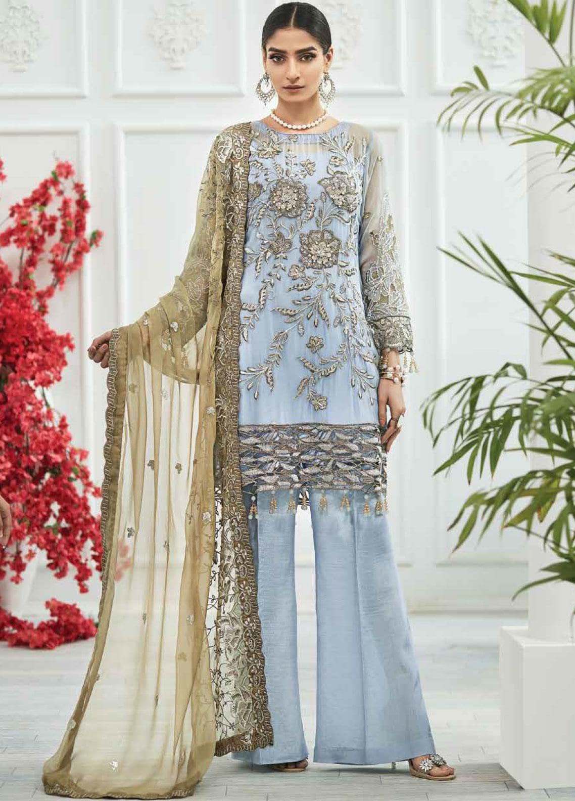 zebtan chiffon collection