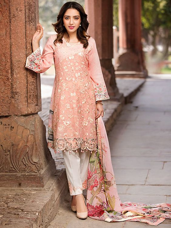 zainab lawn collection