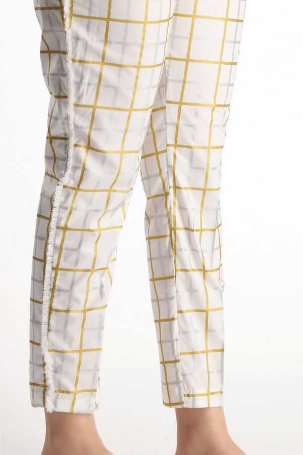 khaadi straight pants