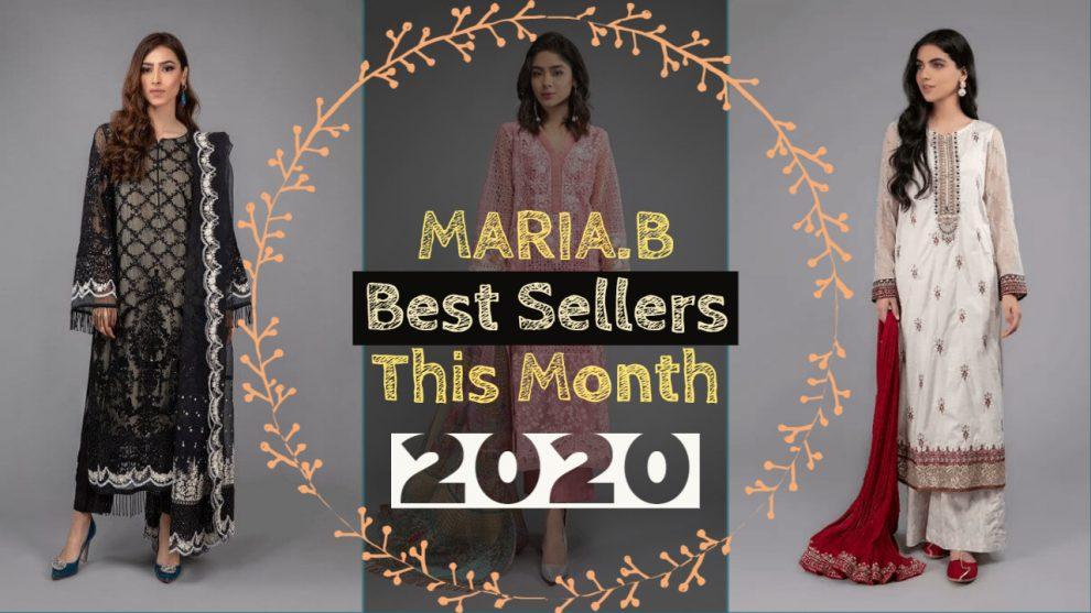 Top 50 Best Maria B Designs 2020