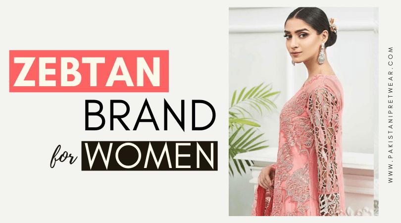 Zebtan Brand for Women