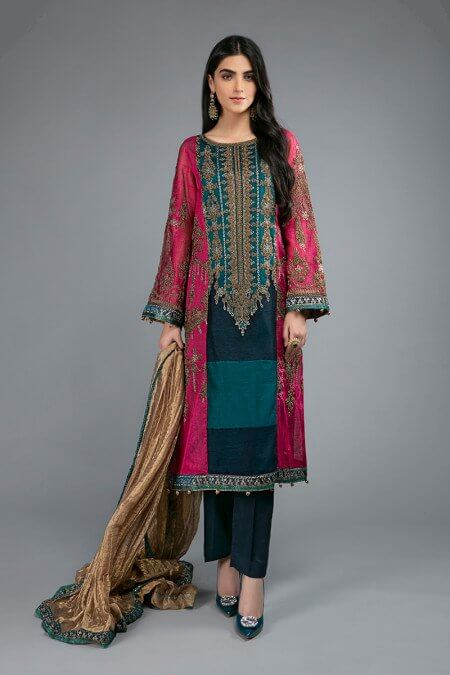 Pakistani Dress Design Kurti