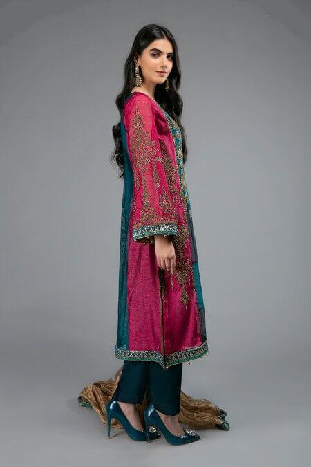 Multi Colour Pakistani Dress