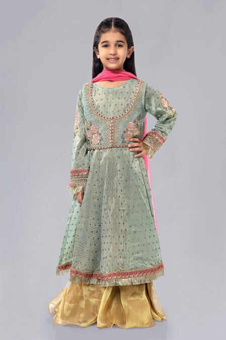 Eid Dresses for Girl 2020