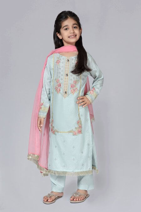Pakistani Child Eid Dresses