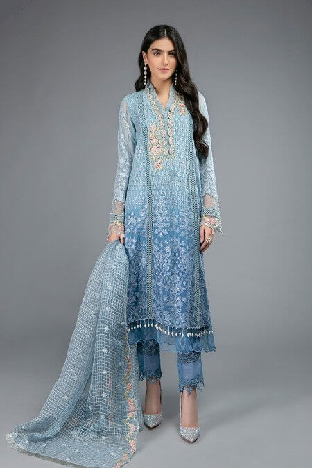 Pakistani Dress Design Simple