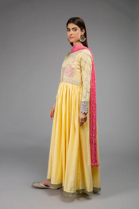 Maria B Yellow Combination