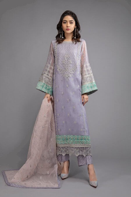 Maria B Wedding Dress
