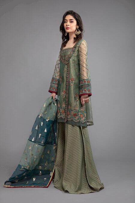 Maria B Sharara Suits