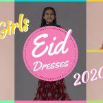 Eid Dresses for Girls 2020 Maria b Kids dress