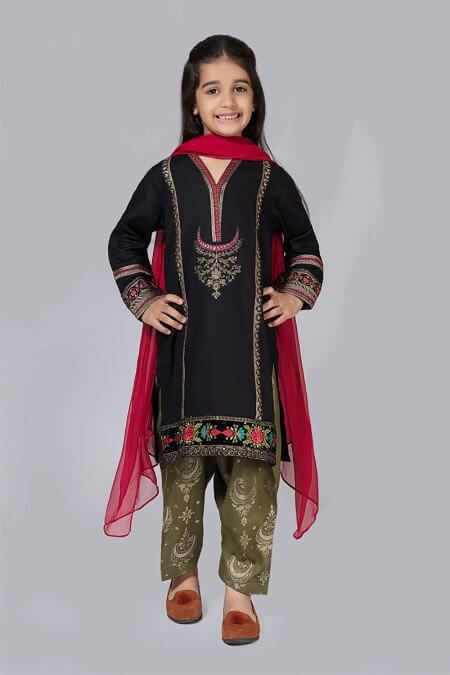 Shalwar Kameez for Girls