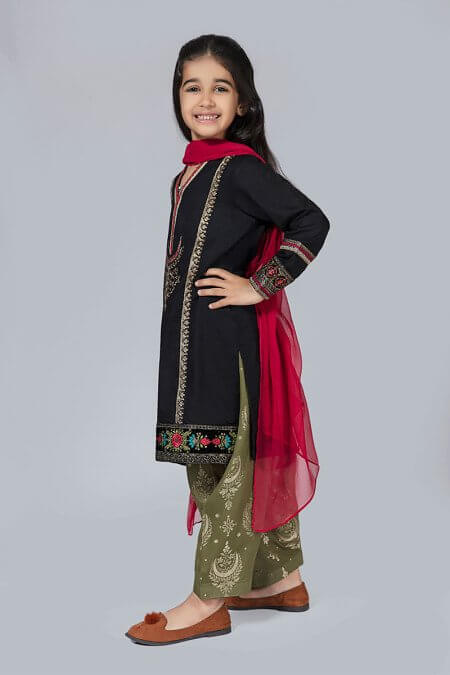 Girls Shalwar Kameez