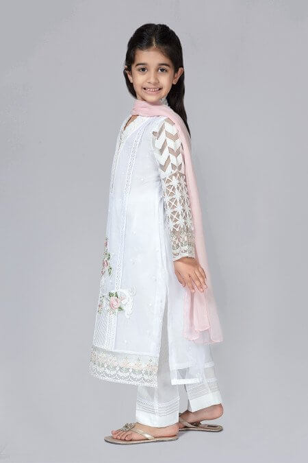 Baby Girl Ethnic Wear Designs