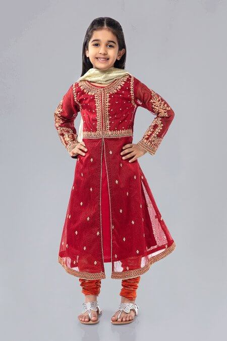 Frock Design for Girls