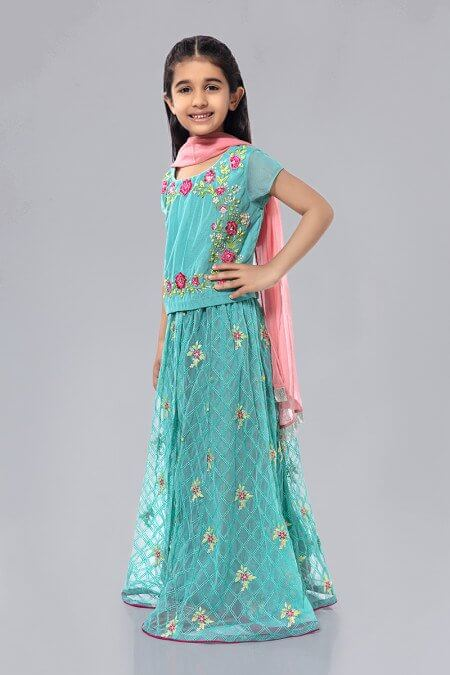 Fancy Lehenga for Kids