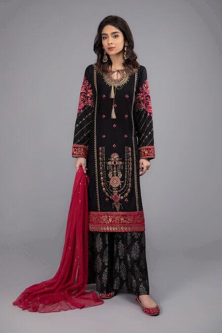 Maria B Black Collection