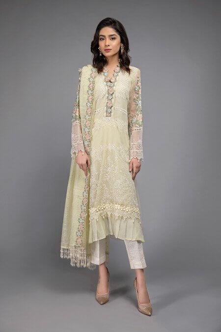 Maria B Dress Design