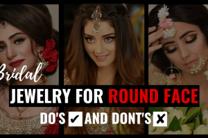 Best Bridal Jewelry for Round Face