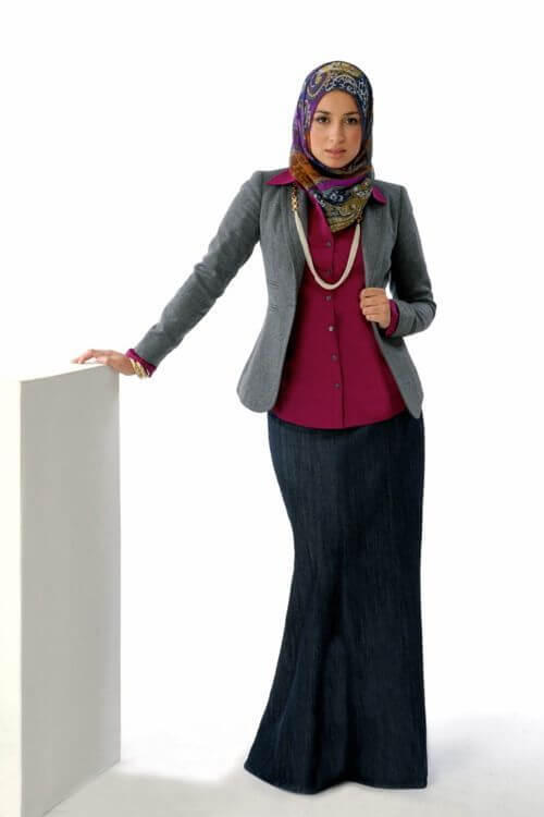 islamic office wear for ladies