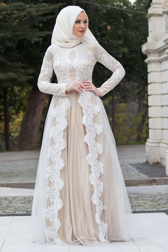 Gown Style Abaya