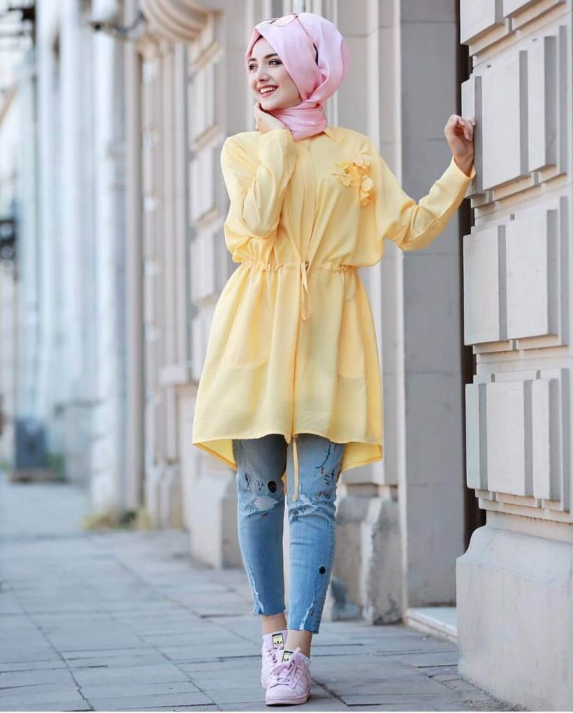 tunics fashion for islamic women