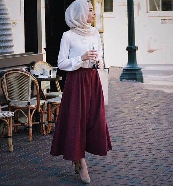skirts and blouse ideas for women