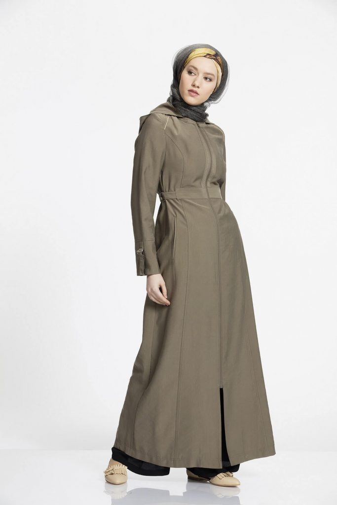 abaya style working women office wear