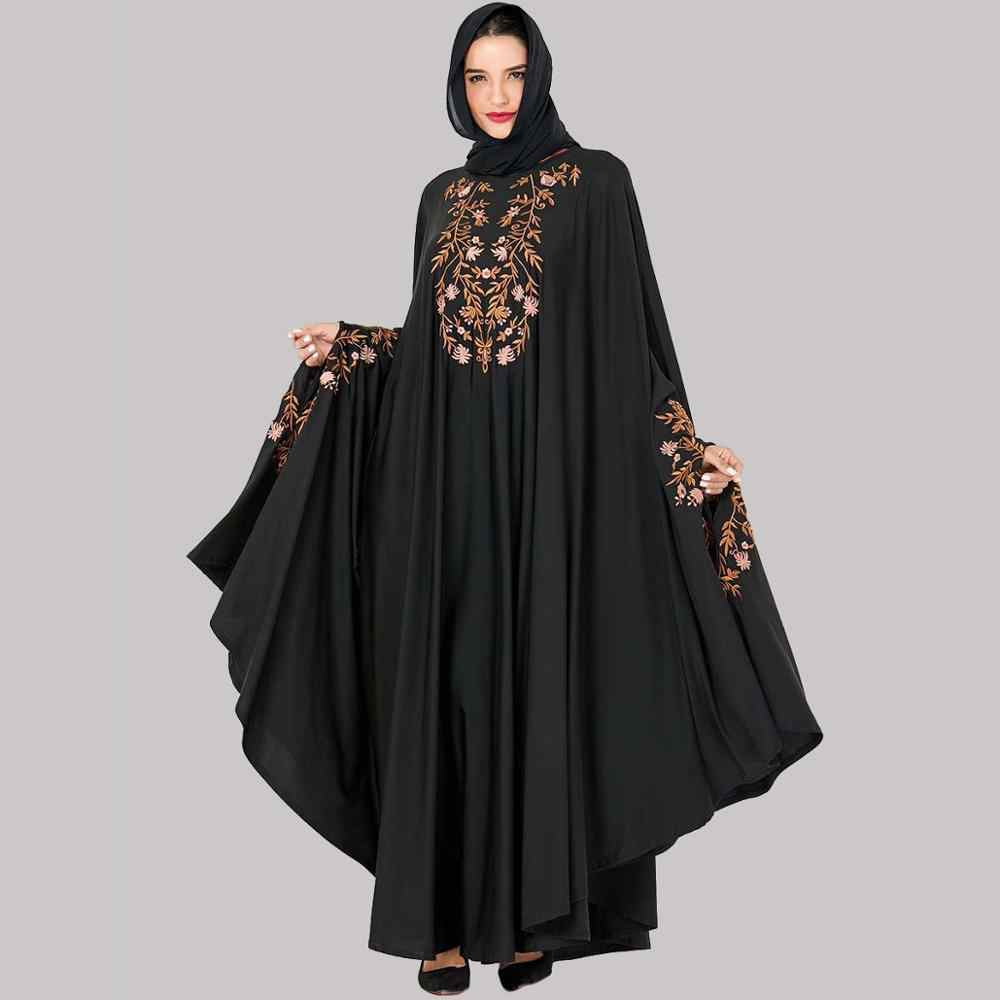 black color farasha designs