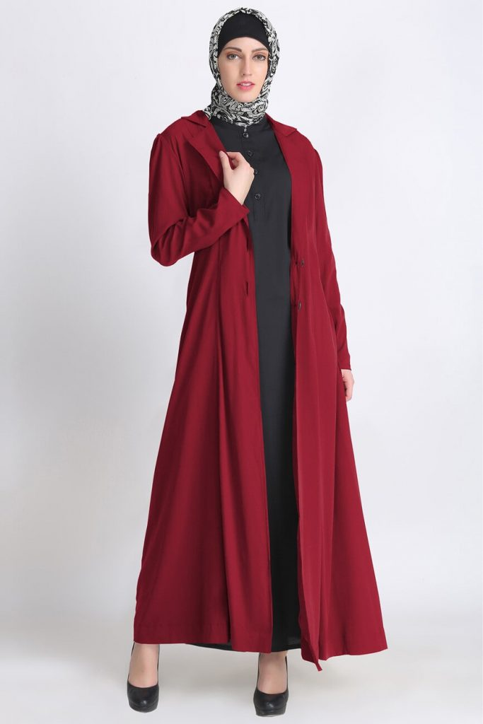 long trench coats for women