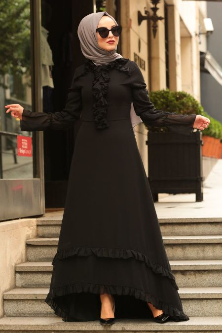 Black Abaya Designs