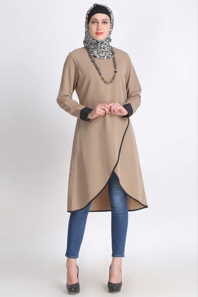 modern islamic tops