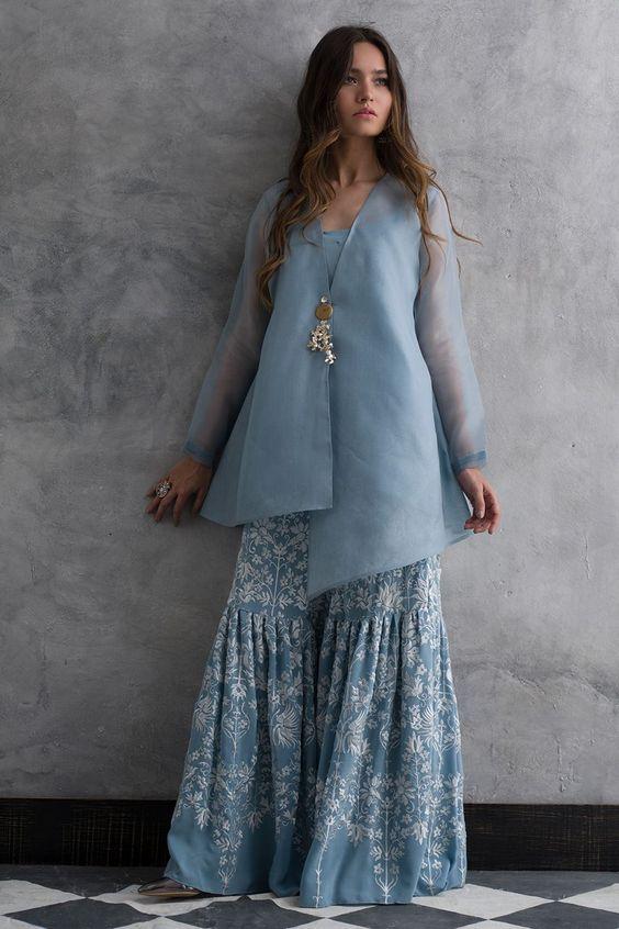 petite women silk fashion pakistan