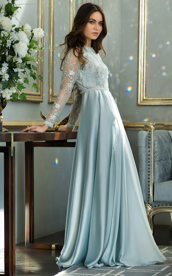 long formal dresses for petite