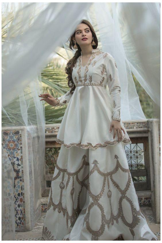 pakistani petite wedding fashion