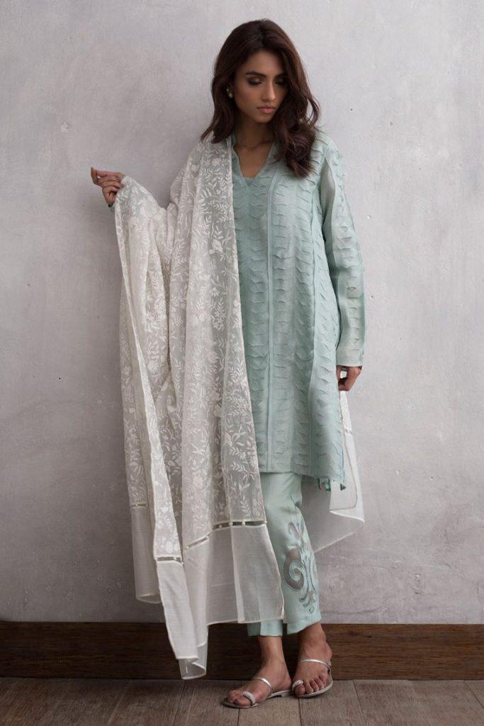 petite silk salwar kameez