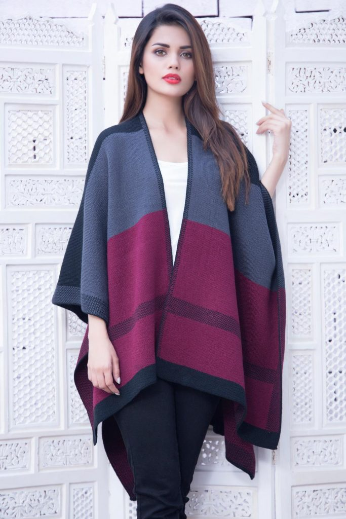petite cape shawl pakistan
